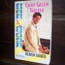 Heaven Shared by Cathy Gillen Thacker 1986 Harlequin Men At Work Romance Book