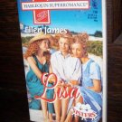 Lisa by Ellen James Sisters Series Harlequin Super Romance Book #738 May 1997