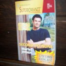 Second To None by Muriel Jensen Harlequin Super Romance Delancey Brothers Book #842 June1999