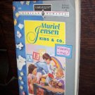 Kids & Co. by Muriel Jensen Harlequin American Mommy & Me Romance Book #688 July 1997