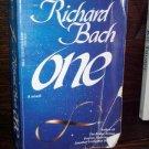 One by Richard Bach Dell Publishing Fiction Novel Paperback Book November 1989 ISBN 0-440-20562-X