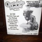 2002 Spin Master Toys Chocolate Maker Molding Kit 16 Molds Just  add Chocolate Ages 8 and up New