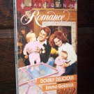 Doubly Delicious by Emma Goldrick Harlequin Romance Paperback Book April 1992