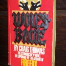 Wolfs-Bane by Craig Thomas Bantam Books Espionage Intrigue Mystery Novel Paperback Book