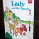Walt Disney Productions Presents Lady and the Tramp Children's Collectable Book 1981 ISBN 0-394-8495