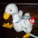 1993 The Attic Treasures Collection Georgette Goose And They Lived Happily Ever After Ty Beanie Baby