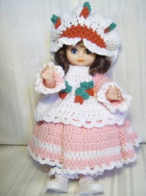 CROCHET DOLL SHORTCAKE STRAWBERRY - Crochet — Learn How to Crochet