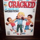 We Knock Out Webster Cracked Funny Comic Book Magazine August 1984 No 205