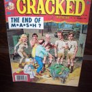 The End of MASH Cracked Comic Magazine October 1982 No 190