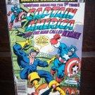 Captain America The Man Called Nomad Marvel Comic Magazine No 261 September 1981
