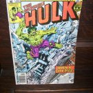 The Incredible Hulk When A City Dies Marvel Comic Book No 237 July 1979