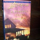 A Perfect Love by Lenora Worth Love Inspired Heartwarming Romance Paperback Book