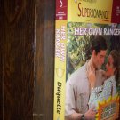 Her Own Ranger Anne Marie Duquette Harlequin Super Romance Paperback Book July 1999