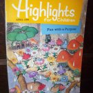 Highlights for Children April 1999 Fun with a Purpose Volume 54  570 Educational Magazine