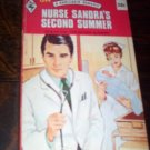 Nurse Sandra's Second Summer by Louise Ellis Harlequin Romance Paperback Book