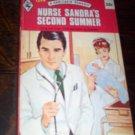 Nurse Sandra's Second Summer by Louise Ellis Harlequin Romance Paperback Book