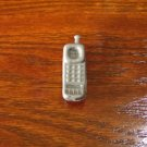 Barbie Blythe Bratz Size Gray Cordless Phone Mini Toy Dollhouse Accessory