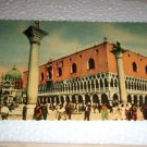 Vintage Venezia Doges Ducal Palace Italian Postcard Italy International unused