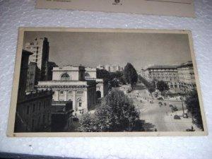 1949 Vintage Milano Porta Venezia Photo International Postcard