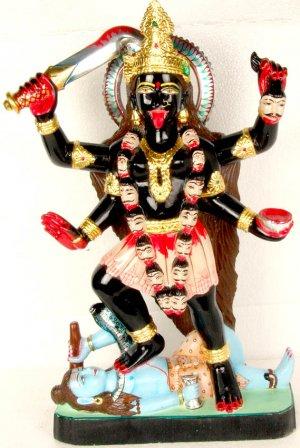 Mother Goddess Kali