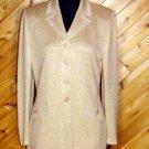 St John Evening 2pc Jacket Pant Paillettes Outfit 6