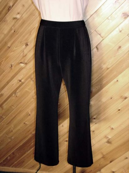 Chico's Black Pants 1 Short - S - 8/10 CHICOS