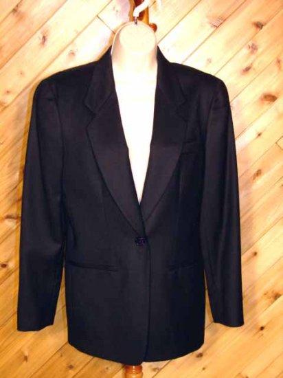 Liz Claiborne Womens Navy Blazer 6 NWOT