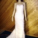 Zurc Impressions Beaded Bridal Wedding Dress Gown 6/8
