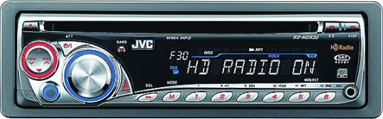 Buy JVC Car Audio - Jvc car stereo CD Cdr Mp3 High Definition car audio Receiver With Aux