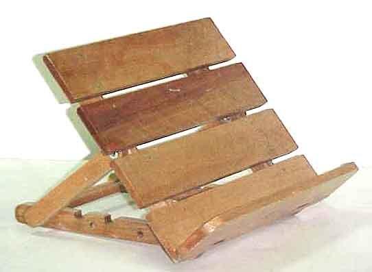 Wooden Bookstand Medium