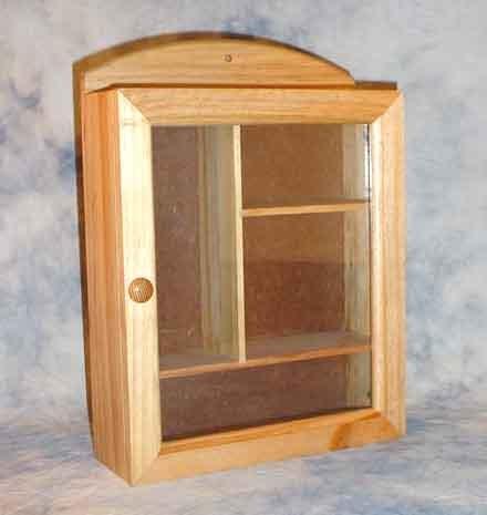 Medicine Cabinet Small Natural