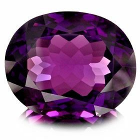 16.5 ct Natural BOLIVIA Purple Amethyst