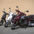 Speedster 150cc Scooter - Street Legal Scooter Series