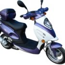 150cc race scooter with MP3 - 2009 RoadRunner iScooter (60 mph) + / - 5 MPH