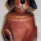 McCoy Pottery Hound Dog Cookie Jar