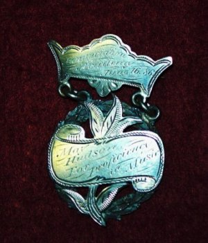 1800's Medal for Acheivement