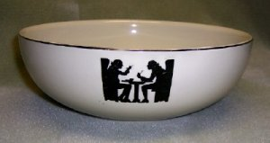 Tavern Bowl by Hall China