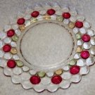Westmoreland Glass Thousand Eye Plate