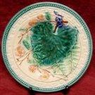 Majolica Pottery Dish