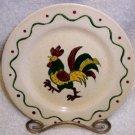 "California Provencal 7 1/2"" Salad/Desert Plate"