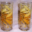 Wheat Pattern Glass