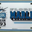 Florida Marlins, Auto Tag