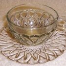 Pretezel  Cup and Saucer   cir. 1930's