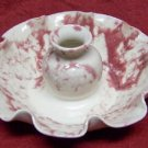 North Carolina Pottery Shelton's Candleholder - Seagrove