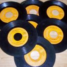 Elvis Presley 45 RPM Records  (7)