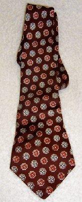 Van Heusen, Van Cruise Silk Necktie