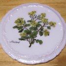 Tea Trivet / Hot Plate   Mustard