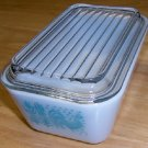 Pyrex Amish Butter Print Refrigerator Dish 0502  1 1/2 Pt.