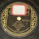 Siboney   78 RPM Record on Brunswick Label
