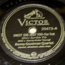 Sweet Sue- Just You /  My Melancholy Baby 78 RPM Victor